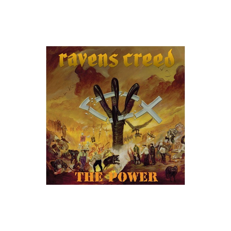 RAVENS CREED - The Power - LP