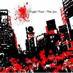 TRIGGER TRAVIS - The Zoo - LP
