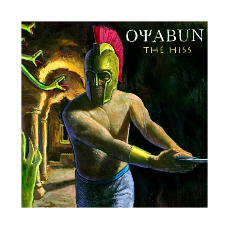 OYABUN - The Hiss - CD