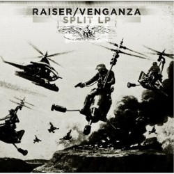 RAISER / VENGANZA – Split - LP