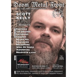 Doom Metal Front n10 - Magazine+Download Code CD