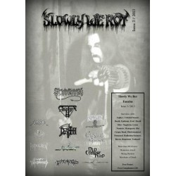 Slowly We Rot n3 - Fanzine + CD