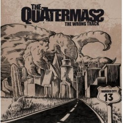 THE QUATERMASS - To Be On The Wrong Track - LP
