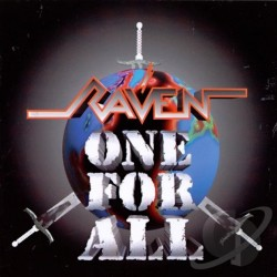 RAVEN - One For All - CD