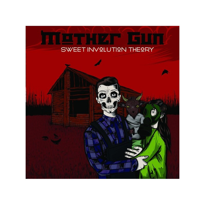 MOTHER GUN - Sweet Involution Theory - LP