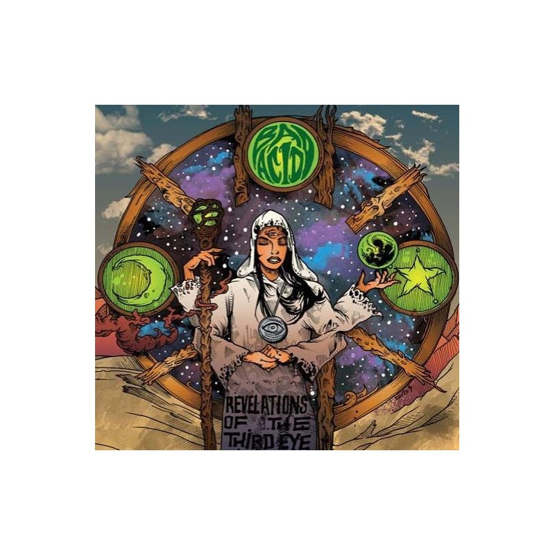BAD ACID - Revelations of the Third Eye - CD
