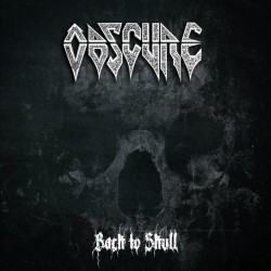 OBSCURE - Back to Skull - CD
