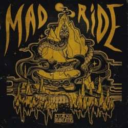 THE ATTACK OF THE BRAINEATERS - Mad ride - 7''