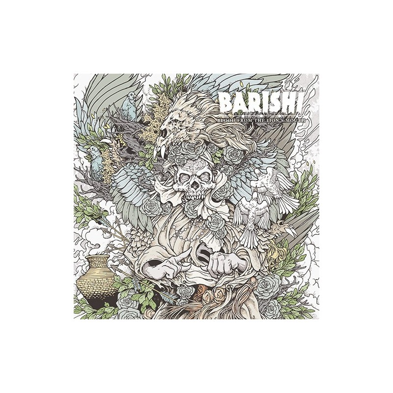 BARISHI - Blood From The Lion's Mouth - CD