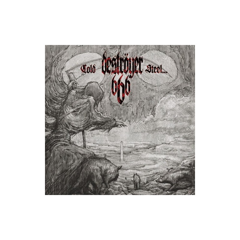 DESTROYER 666 - Cold Steel...For An Iron Age - CD