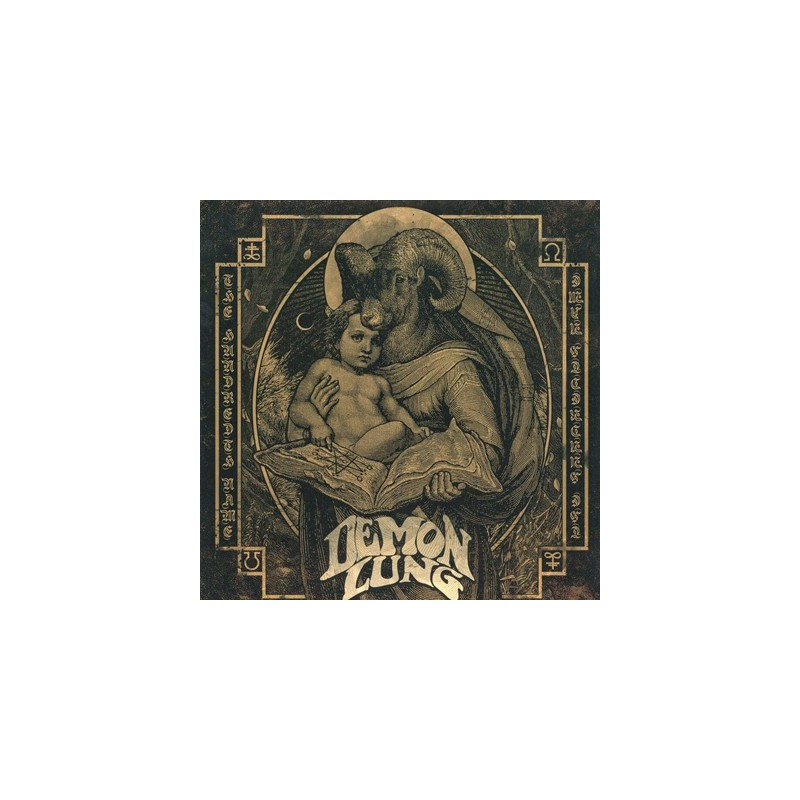 DEMON LUNG - The Haundredth Name - 2xLP