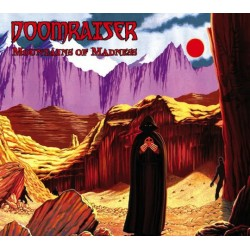 DOOMRAISER - Mountains of Madness - CD