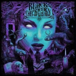 BLACK CAPRICORN - Cult of Black Friars - CD