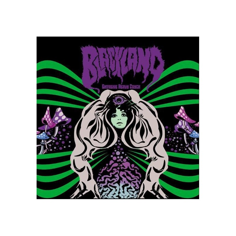 BLACKLAND - Extreme Heavy Psych - CD