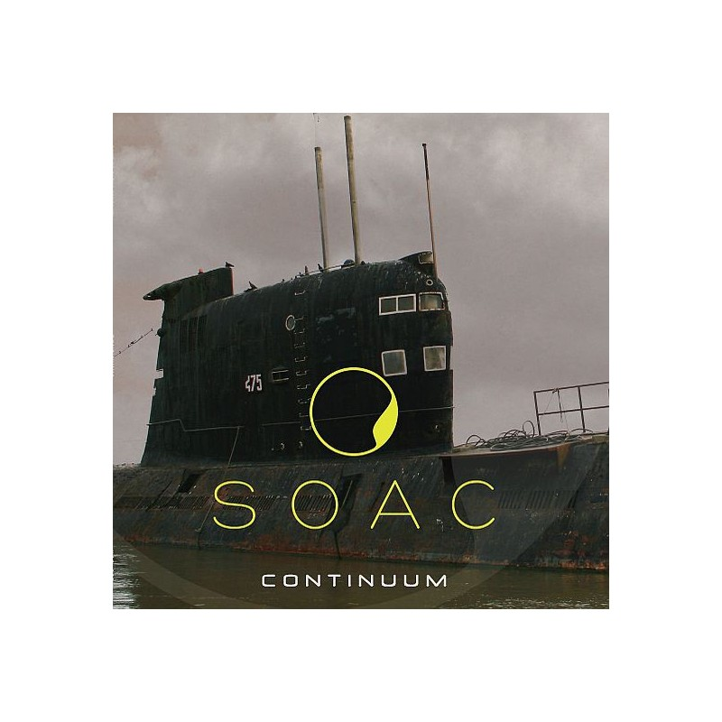 SONS OF ALPHA CENTAURI - Continuum - LP