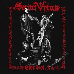 SAINT VITUS - Live Vol. 2 - CD