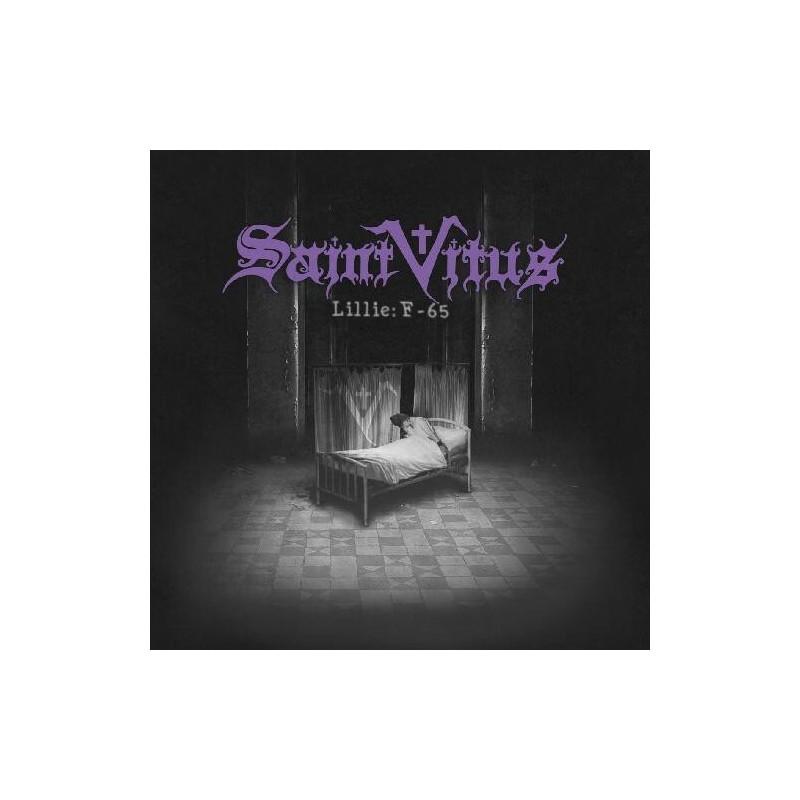 SAINT VITUS - Lillie: F-65 - CD